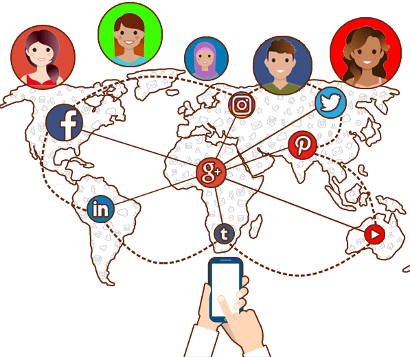 Social Media Optimization Banner