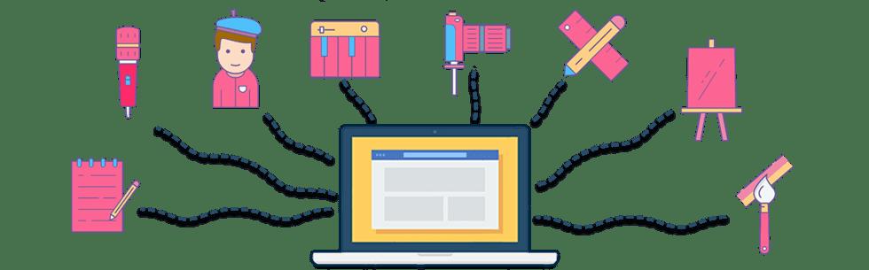 Content Marketing Service Image